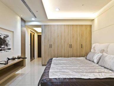 苏州中海国际社区六区 混搭风格三房装修效果图