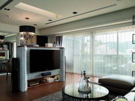 苏州中式古典风格装修 中式古典风格三房装修效果图