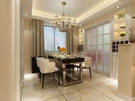 嘉兴现代简约风格三房装修 现代风格家庭装修设计