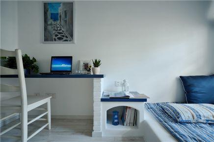 西安|地中海风格装修效果图 地中海风格复式楼装修案例