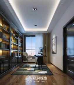 简约三居室装修设计图 简约风格家庭装效果图