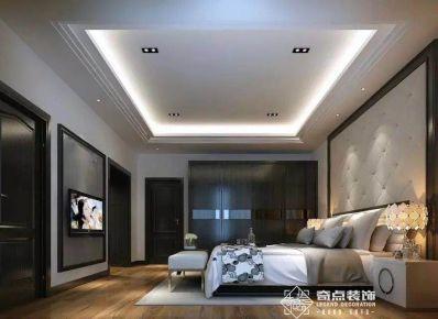 欧式风格两房装修设计 欧式风格家庭装修效果图