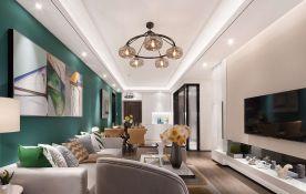 品质·家 现代风格两房装修设计效果图