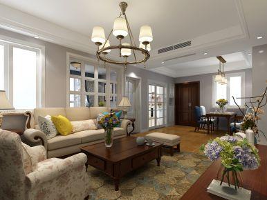 杭州西溪山庄-小美风格三房装修设计案例
