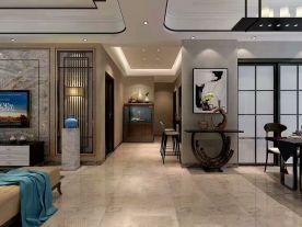 品位、品质、内涵 中式风格四房装修设计案例