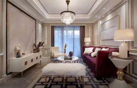 廊坊上善颐园 欧式风格家庭装修效果图欣赏
