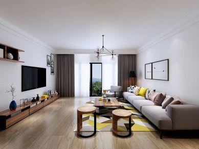 四居室简约风格家庭装修设计图大全 未来方舟装修