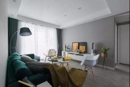 廊坊安瑞嘉园 现代风格三房装修设计效果图