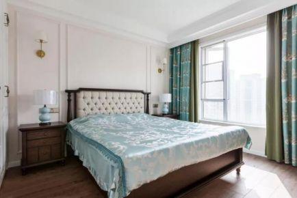 藏龙福地124平现代风格装修三室