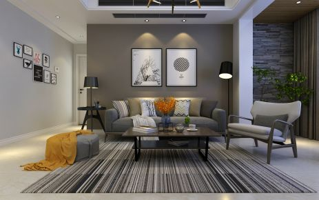 欧式风格装修设计图 欧式风格三房装修案例