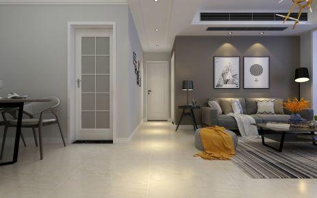 欧式风格三居室装修图 欧式风格家庭装修案例