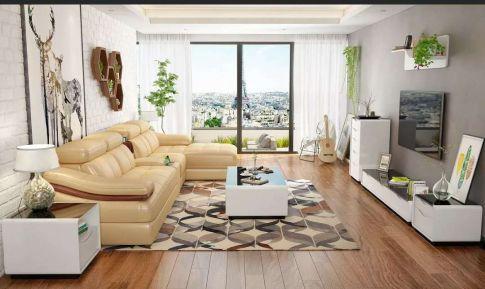 现代风格两房装修设计 现代风格家庭装修效果图