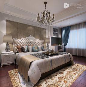美式新古典装修设计 美式新古典风家装效果图