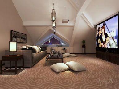 新中式风格别墅装修案例 新中式别墅装修效果图