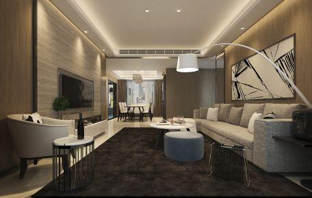 青春后现代 现代风格三居室家庭装修效果图