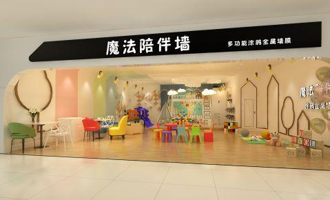商铺装饰简约风格设计案例