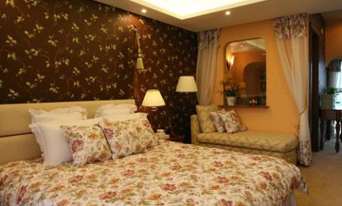 地中海风格四房装修案例 地中海风格家庭装修效果图