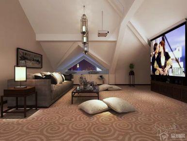 新中式别墅装修效果图欣赏 新中式风格别墅装修设计