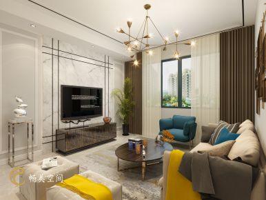现代风格三房装修效果图 三居室现代风格装修案例