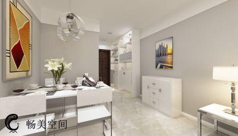 简约现代风格三房装修效果图 现代简约家庭装修