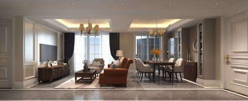 现代风格四居室装修设计 现代风格家庭装修效果图