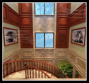 传统中式风格别墅装修案例