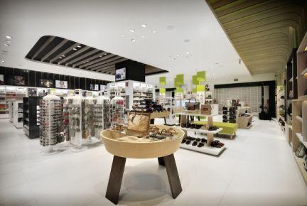 杭州大型商场空间设计效果图案例