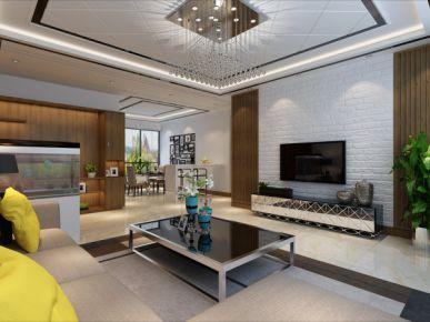 紫苹果装饰|府东公馆|148平米现代简约风格装修设计