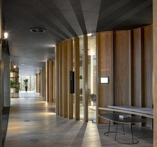 隔断在办公室设计中的作用|办公室设计效果图|名设公装设计