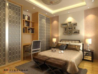 现代风格家庭装修设计 现代风格三房装修效果图