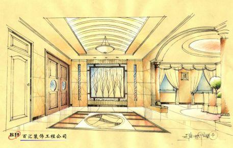 现代风格别墅装修设计 现代别墅装修效果图