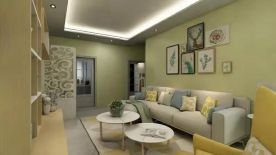简约风格两房家装 简约风格家庭装修设计效果图