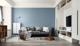 走进灰色系现代风格装修 现代风格家庭装修效果图