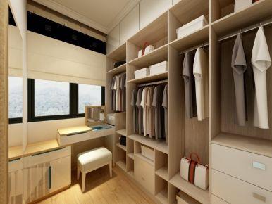 现代风格三居室设计 现代风格家庭装修案例