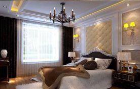 简欧风格四居室装修效果图 简欧风格家庭装修设计