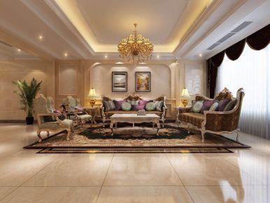 美式别墅装修设计 美式风格别墅装修效果图