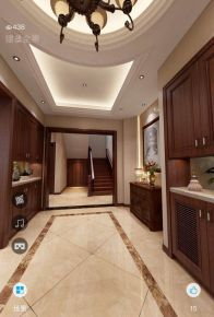 美式风格复式装修 美式风格家庭装修效果图