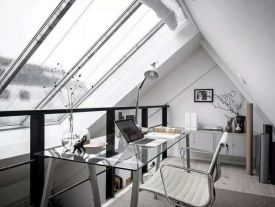 复式住宅设计创意混搭装修案例