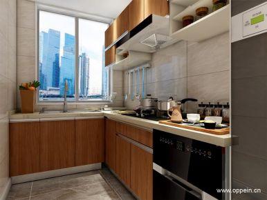 依木原木摩登两居室装修 田园风格家庭装修设计效果图
