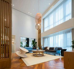 现代简约风格三房装修 现代简约风格装修效果图