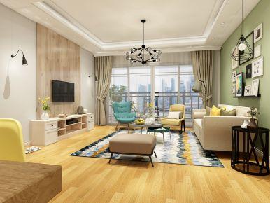 简约风格三房装修设计 简约风格家庭装修效果图