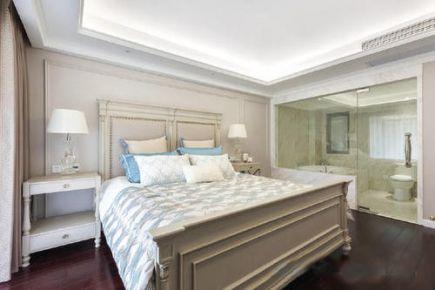 花漾 法式风格三房装修设计效果图