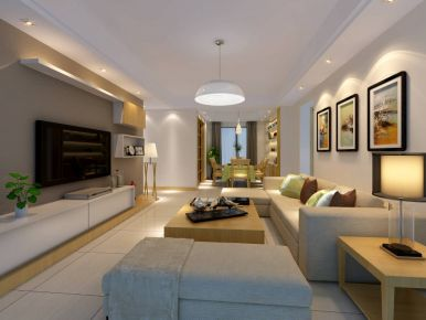 歐式風格客廳裝修設計 歐式風格客廳裝修效果圖