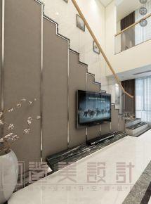 清清而明亮的家 现代风格复式楼装修设计案例