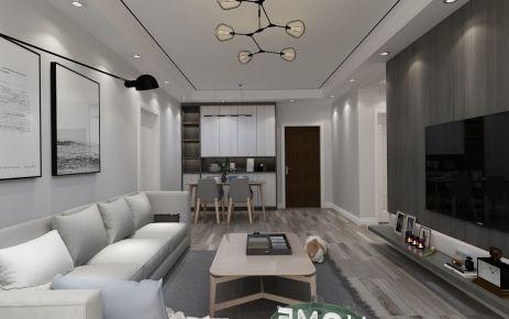 现代风三房装修案例 现代风格家庭装修效果图欣赏