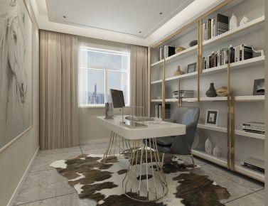 现代风家庭装修设计 现代风格三房装修效果图