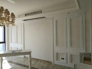 南门春晓8幢完工图 中式风格三房装修设计案例