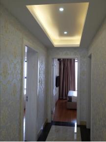 杭州景海湾 简约风格四房装修设计案例