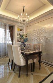 济南中铁逸都国际城130 现代风格三房装修设计