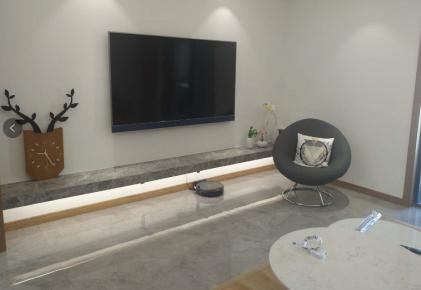 立体城三居室装修设计 现代风格家庭装修效果图